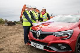 shelbourne agrees renault deal for 5m newry site