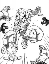 Small Picture Marvel Villains Coloring Pages Coloring Coloring Pages