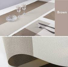 pvc mesh fabric for outdoor furniture or table mat 5