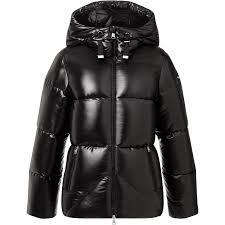 Kjus Trovat Down Jacket Shiny Black Women