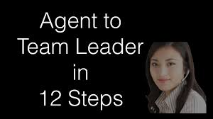 become a team leader step plan to success become a team leader 12 step plan to success