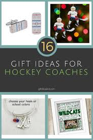 16 best gifts for hockey coach