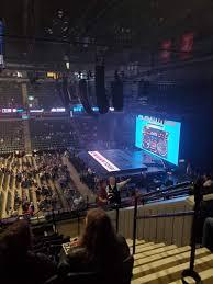 Van Andel Arena Section 222 Row J Seat 2 New Kids On