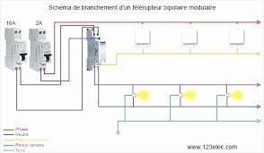 Schema Electrique Eclairage Exterieur » Pour De Meilleures Expériences  Schema Branchement Detecteur De Mouvement Legrand Génial