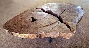 wood sculpted coffee table phases africa