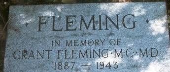 Albert Grant Fleming - The Canadian Virtual War Memorial - Veterans Affairs  Canada