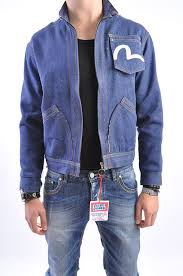 Evisu Jeans Size Chart Evisu Denim Jacket Custom Made By Different Cut In