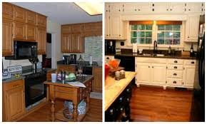 painted kitchen cabinets with black appliances. Full Size Of Kitchen:painted Kitchen Cabinets With Black Appliances Engaging This Painted B