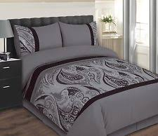 Jacquard Quilt Covers | eBay & [50%OFF]Jacquard Quilt/Doona/duvet Cover Set THG0388 Queen King Bed Adamdwight.com