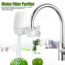 water purifier on faucet. Healthy Home Kitchen Tap Water Purifier Faucet Mount Ceramic Clean Filter On F