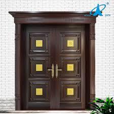 unique front door designs. Main Door Teak Wood Double Front Design Photo, Detailed About Unique Designs H