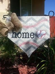baseball home plate burlap garden flag by designsbytiffiny on crafts burlap garden flags garden flags yard flags