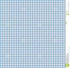Blue Line Graph Paper Stock Vector Illustration Of Bluish