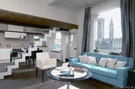 nice apartment building interior