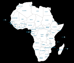 africa map  australia awards