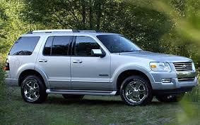2006 ford explorer tires size used 2006 ford explorer pricing for sale edmunds
