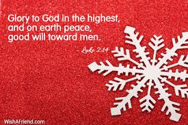 Religious Christmas Quotes Enchanting Glory To God In The Highest Religious Christmas Quote