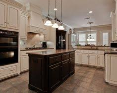 Small Picture Kitchen white cabinets amp black appliances Design Ideas