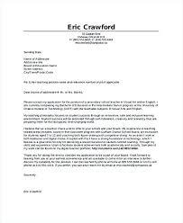 Sample Teacher Cover Letter For New Teachers Kliqplan Com