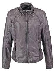 women jackets gipsy elya lontv leather jacket antracite gipsy leather coat gipsy clothing delhi multiple colors