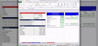Microsoft Cash Flow How To Calculate Cash Flow From Assets In Microsoft Excel