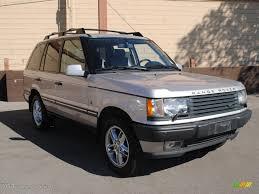 2001 Blenheim Silver Metallic Land Rover Range Rover HSE #36406950 ...