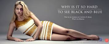 rhetorical essay ads christina s blog thedress domestic violence ad