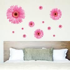 Pink Wallpaper For Bedrooms Popular Daisy Flower Wallpaper Buy Cheap Daisy Flower Wallpaper