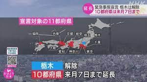 10 都府県 どこ