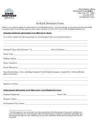 Printable Donation Form Template Printable Donation Form Template Template Business