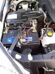 4wd systems gear to goannawhere dual battery cradle fitted to prado tdi 03 on