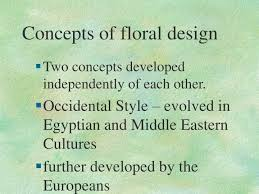 history of floral design powerpoint ppt history of floral design powerpoint presentation id 826086