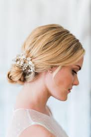 Hochsteckfrisuren Hochzeit Mittellanges Haar Brautfrisuren