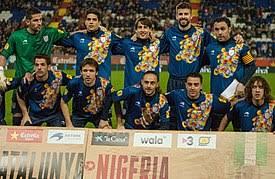 Selección de fútbol de Cataluña