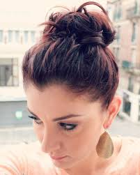 Short Hairstyles For Prom 61 Wonderful Messy Top Knot For Short Hair Pinterest Short Hair Shorts And