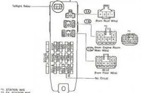 toyota corolla brake light wiring diagram wiring diagram 1996 toyota corolla wiring diagram pdf at 1991 Toyota Corolla Wiring Diagrams 1995