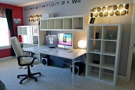 office tables ikea. Gallery Of Making The All Ikea Office Look Less Plain Vanilla Apartment Therapy Classy Furniture Valuable 11 Tables R