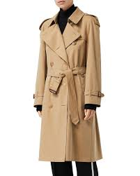 westminster heritage long belted trench coat