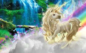 Cute Rainbow Unicorn Desktop Wallpapers ...