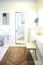 rustic bathroom rugs medium size of remodel furniture vanities trends rug sets
