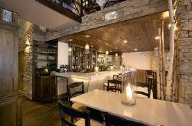 Uniqe Bar Interior Design Ammos Restaurant NY