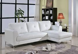 Alluring White Leather Sectional Sofa Ideas For Living Room somatscom