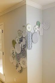 Plates Wall Decor 17 Best Ideas About Plate Wall Decor On Pinterest Plate Wall