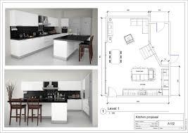 Kitchen Design Ideas Drawing