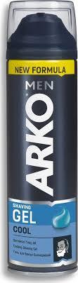 <b>Arko</b> MEN <b>Гель для бритья</b> Cool 200 мл — купить в интернет ...