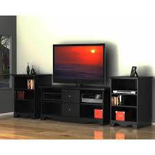 Visions Black Tv Stand For Tvs Up To 60 Walmart within two tv entertainment center intended