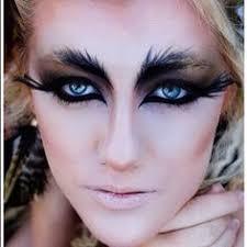 image result for nature makeup feathers bird makeup eye makeup makeup bird