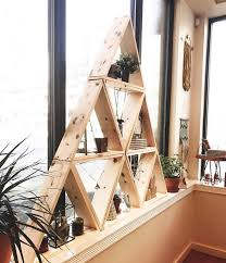 8 edgy diy triangle furniture and