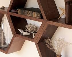 modern geometric furniture. honeycomb shelves minimalist geometric shelving wall shelf floating hexagon modern furniture