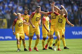 2:1 gegen AA Gent - KV Mechelen gewinnt Landespokal - GrenzEcho